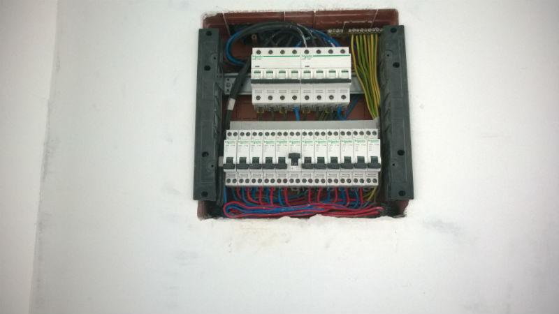 instalatie electrica 1